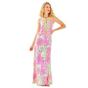NWT Lilly Pulitzer CARLOTTA MAXI Dress